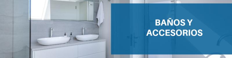 Baños y Accesorios Servimezclas